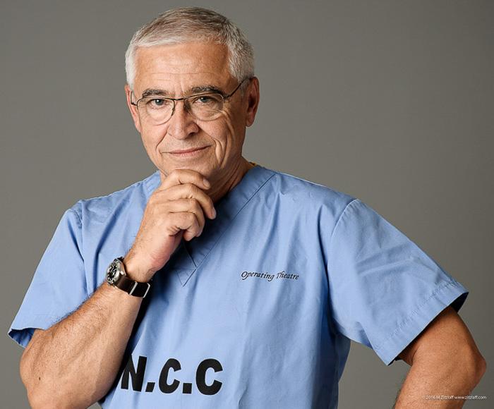 Prof. Dr. med. H.-Peter Scheidel